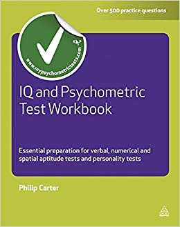 IQ and Psychometric Test Workbook: Essential Preparation for