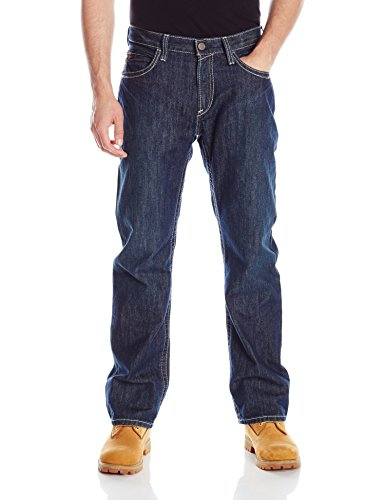 Ariat Men's Flame Resistant M4 Boundary Boot Cut Jean, Sh...