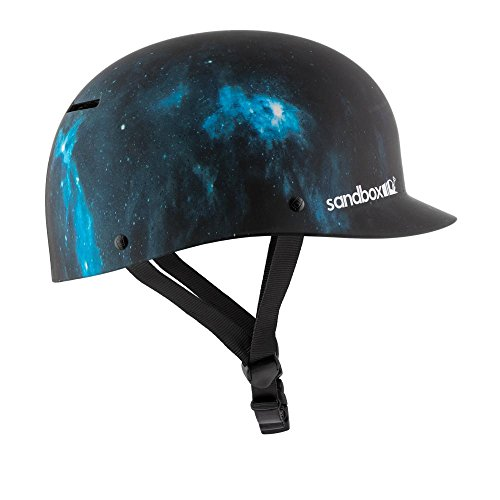 SANDBOX Classic 2.0 Low Rider Helmet, Spaced Out, Large (Whitewater Helmet)