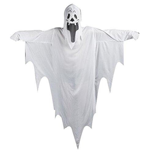 Halloween Costumes Adults Kids Scary Ghost Devil Fancy Dress Cosplay Performance Outfits Uniform (Costum Vampir De Halloween)