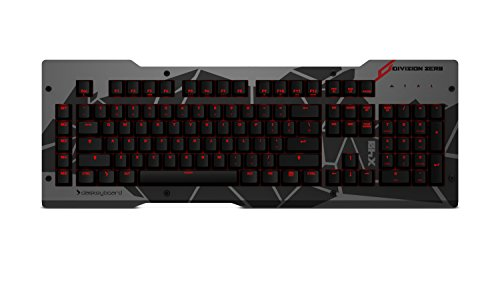 Das Keyboard X40 Pro Gaming Soft Tactile Yellow Mechanical Keyboard (DKDIVZX40SFT)