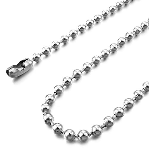 2cd5124732c5a 15+ Men's 4.5mm Chain Necklace – Bakaco