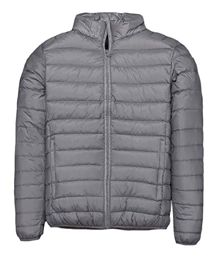 Light Regular Mens Zip Full AS4 Weight Mogogo Size Duck Coat Down Pure Plus Fit Color z0fqwqd