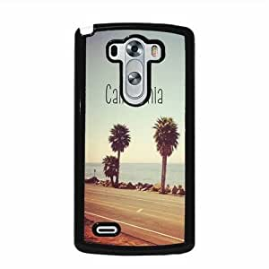California Beach LG G3 Protective Cell Phone Cover Case - Fits LG G3