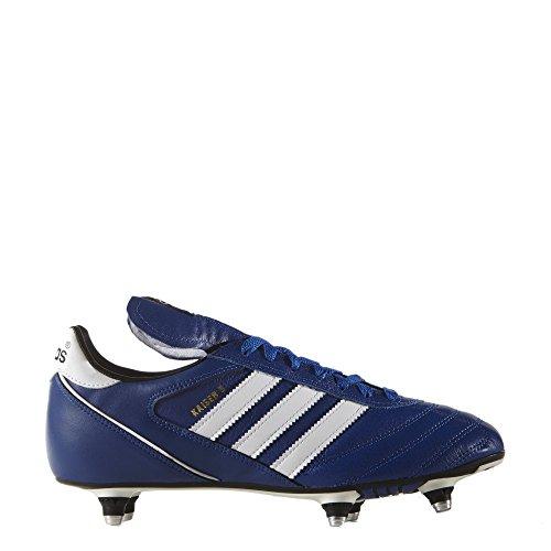 Adidas Kaiser 5 Cup SG colour azul y blanco Azul azul Talla:40 Azul - azul