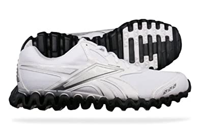 60eb80add5c1 Reebok Zignano Premier Zigfly White Mens Running Shoes