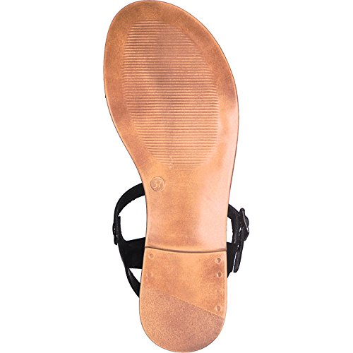 Tamaris Uni Sandals Black Leather Womens 1 20 28149 fwFqBPf