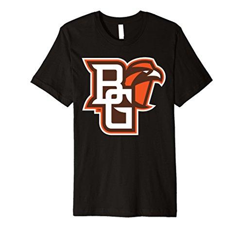 Mens Bowling Green BGSU Falcons NCAA T-Shirt 05TBG Medium Black Bowling Green University Basketball