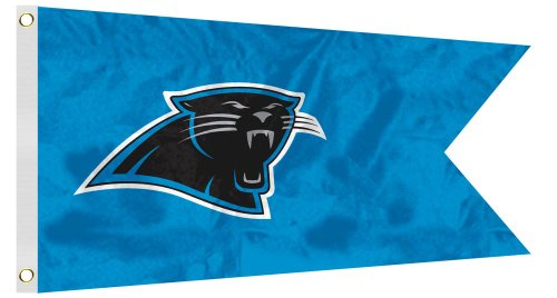 NFL Carolina Panthers Boat/Golf Cart Flag]()