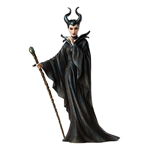 Enesco Disney Showcase Live Action Maleficent Cinematic Moment Stone Resin - Figurine Maleficent