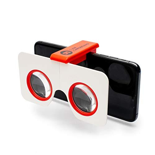 I Am Cardboard Pocket 360 Mini VR Viewer   The Best Google Cardboard Virtual Reality Glasses   Google Cardboard v2…