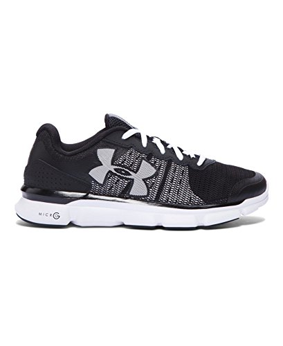 Under Armour Women's UA Micro G Speed Swift Running Shoes 10 Black
