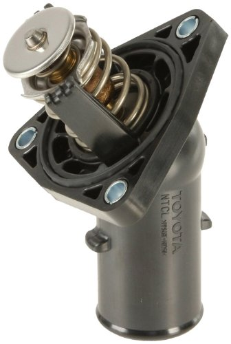 OES Genuine Thermostat Assembly Includes inlet - Thermostat Inlet