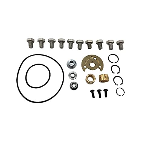 CXRacing Turbocharger Repair Rebuild Rebuilt Service Kit for GT35 Turbo