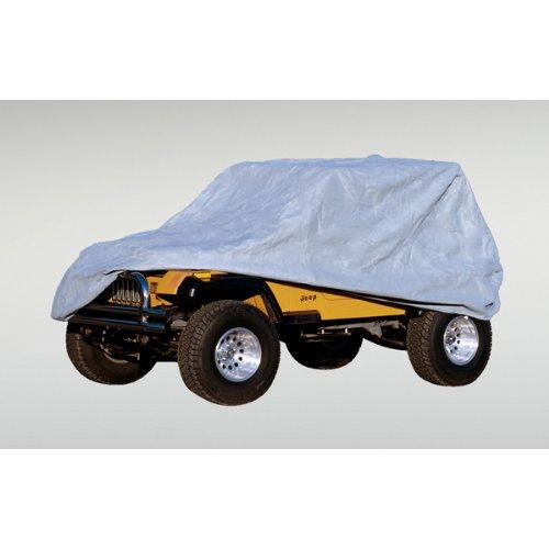 Rugged Ridge - Jeep Wrangler & CJ-7 Weather Lite Full Cover