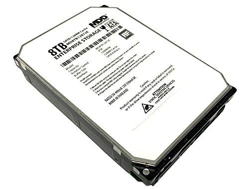 MaxDigitalData (MD8TB12872E) 8TB 7200RPM 128MB Cache SATA 6.0Gb/s 3.5″ Helium Platform Enterprise Hard Drive – w/3 Year Warranty