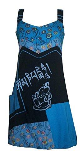 hippie baby doll dress - 8