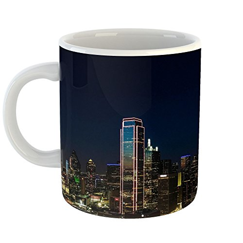 Promotional Pocket Calendars - Westlake Art - Area Night - 11oz Coffee Cup Mug - Modern Picture Photography Artwork Home Office Birthday Gift - 11 Ounce (C63A-EA9E8)
