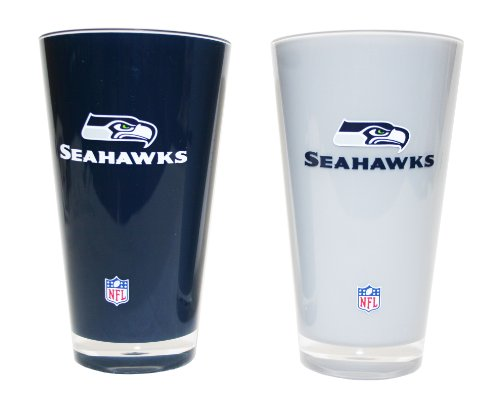 NFL Seattle Seahawks 20-Ounce Insulated Tumbler - 2 - Outlet Seattle