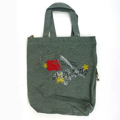 Sanrio Hello Kitty tote bag BK / MSC19045BK (23)