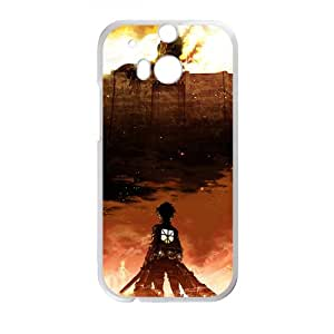 Attack on Titan Cell Phone Case for HTC One M8