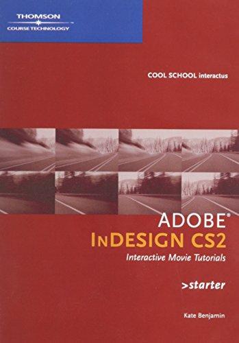 Adobe InDesign CS2 Interactive Movie Tutorials, Starter