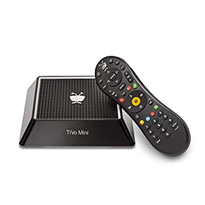 TiVo Mini TCDA93000 with IR/RF Remote by TiVo