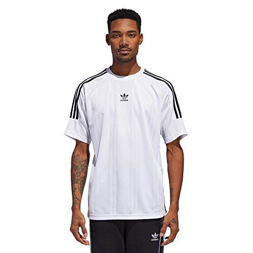 adidas Jaq 3Str Jrsy Herren Namen Des Stil Weiß / Schwarz