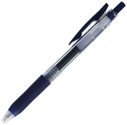 Zebra Sarasa Clip Pen 0.7, Blue Black (JJB15-FB)