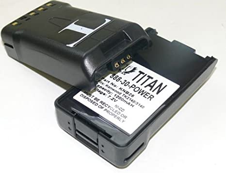 1200mAh KNB-25A KNB-26N Battery for KENWOOD TK-2140 TK-3140 TK-2148 TK-3148