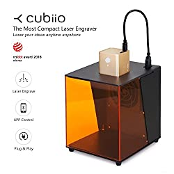 Cubiio: The Most Compact Laser Engraver - Gold