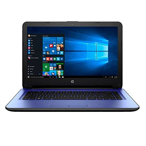 HP-14-inch-Premium-Flagship-Blue-Laptop-Intel-Celeron-N3060-up-to-248GHz-4GB-RAM-32GB-Solid-State-Drive-Wifi-Webcam-Windows-10-Home-Certified-Refurbished