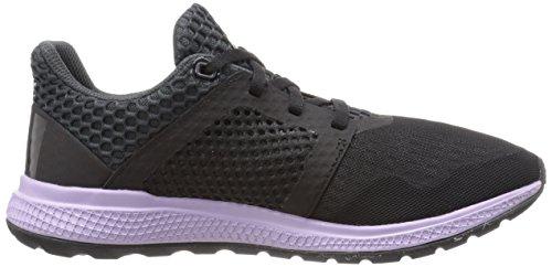 Adidas Prestaties Van Vrouwen Energie Bounce 2,0 Loopschoen Zwart / Zwart / Glow Paars