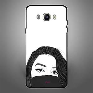 Samsung Galaxy J7 2016 Sad eyes