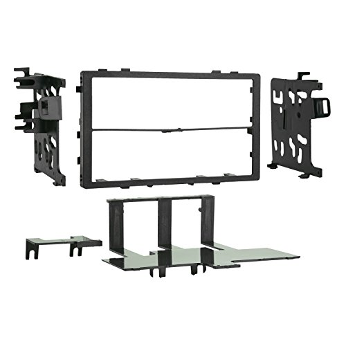 Metra 95-7801 Double DIN Installation Kit for Select 1990-2002 Acura/Honda/Isuzu Vehicles (94 Dash Kit)