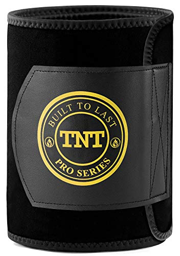 TNT Pro Series Waist Trimmer Belt for Men & Women (The Best Waist Trimmer Belt)