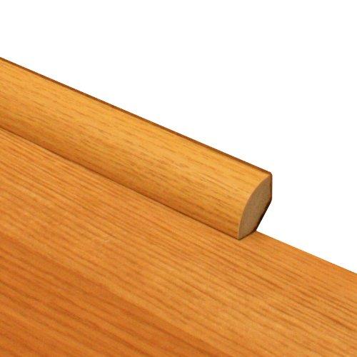 Oak Natural Quarter Round (Cal-Flor QR20130 Quarter Round Wood Molding, 94-Inch, Natural Oak,)