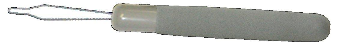 KINSMAN BUTTON HOOKS Button Hook with Texture Grip (KS30023, 051147) (DROP SHIP ONLY) by Kinsman Enterprises Inc