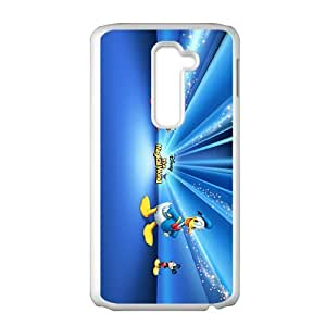 XXXD blue disney characters Hot sale Phone Case for LG G2