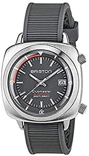 Reloj Briston Reloj Analógico-Digital para Adultos Unisex de Cuarzo con Correa en Aleación 1