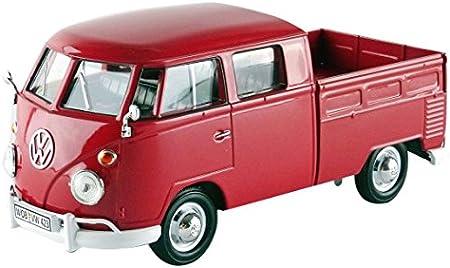 /Volkswagen/ /Escala 1//24 /79343/GRW/ /Pick Up/ Motormax/ /Combi T1/ /1976/