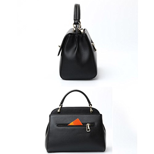 JIUTE Leather Crossbody PU Korean Messenger Shoulder Shoulder Ms Bag Handbag Ms Version ROqFxrRwTW
