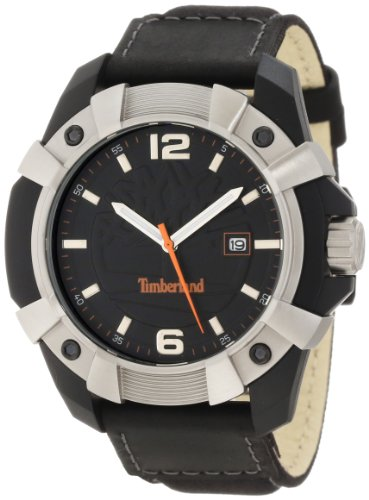 Timberland Men's TBL_13326JPBS_02 Chocorua Analog 3 Hands Date Watch