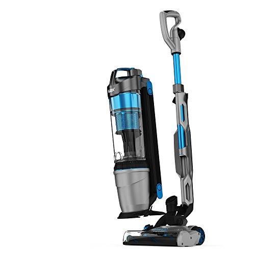 Vax UCPESHV1 Air Lift Steerable Pet Vacuum Cleaner, 1.5 Liters, Black/Blue