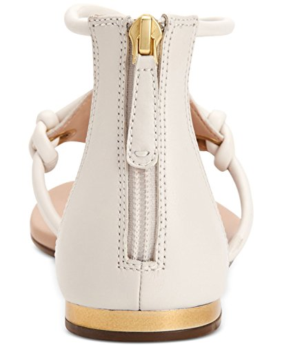 Bcbgeneration Sara Flats Sandals Scarpe Da Donna, Bianco, 9.5m