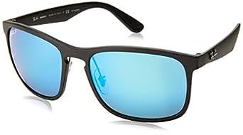 ray ban 0rb4264 gafas de sol matte black 58 para hombre. Black Bedroom Furniture Sets. Home Design Ideas