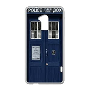 Police Box Personalized Custom Case For HTC One Max
