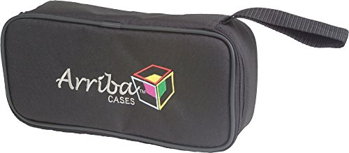 Arriba Cases Al-52 Microphone Bag Dimensions 5X11X3 (Case Arriba Cases)