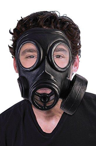 Forum Novelties Gas Mask (Black)-