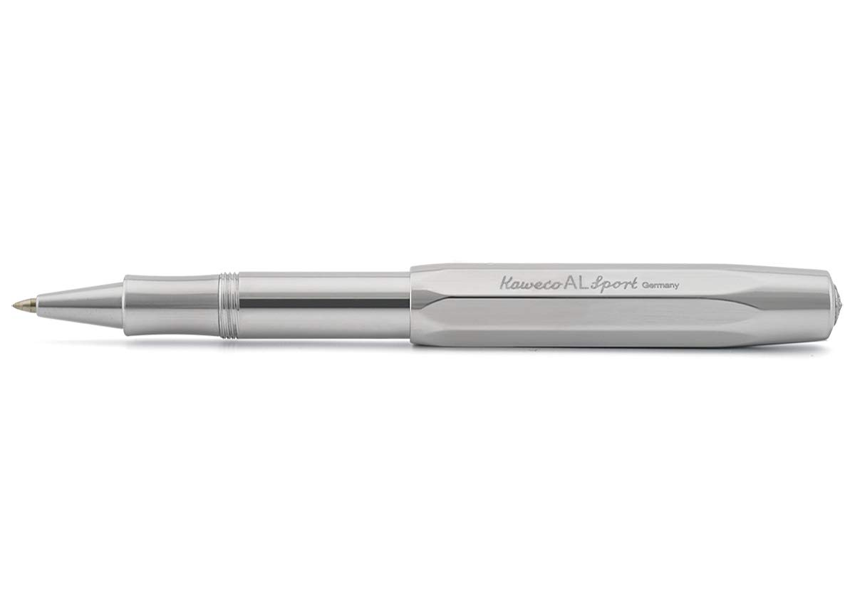 Kaweco AL Sport Gel Rollerball Pen - RAW Aluminum by Kaweco (Image #1)